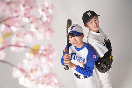家族写真&ペットフォト