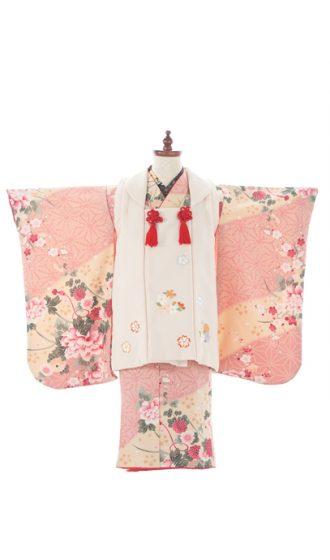 七五三衣装(3歳女の子)
