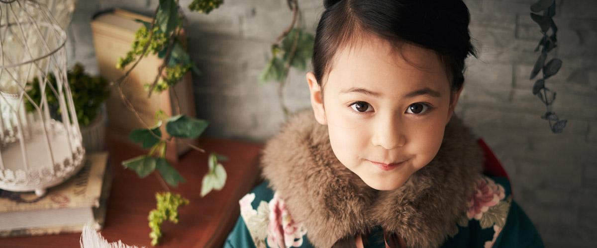 七五三前撮り撮影(5歳男の子)